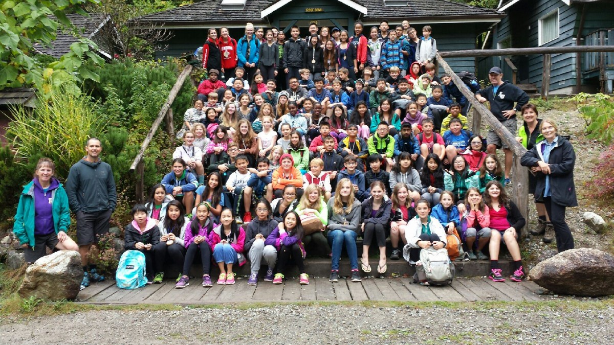 Laura Secord Elementary Heads To Camp And Is Honoured As