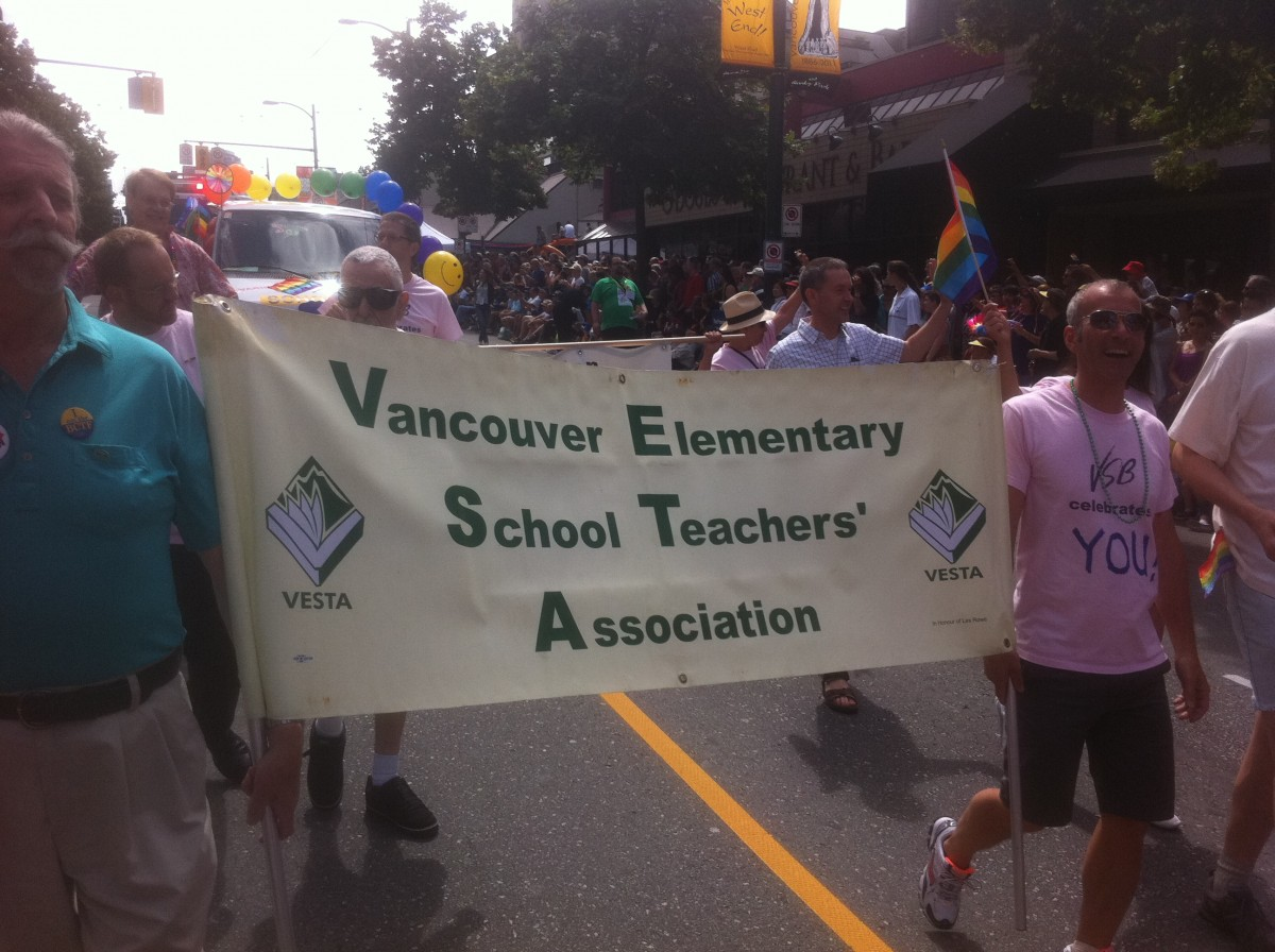 VSB at Pride