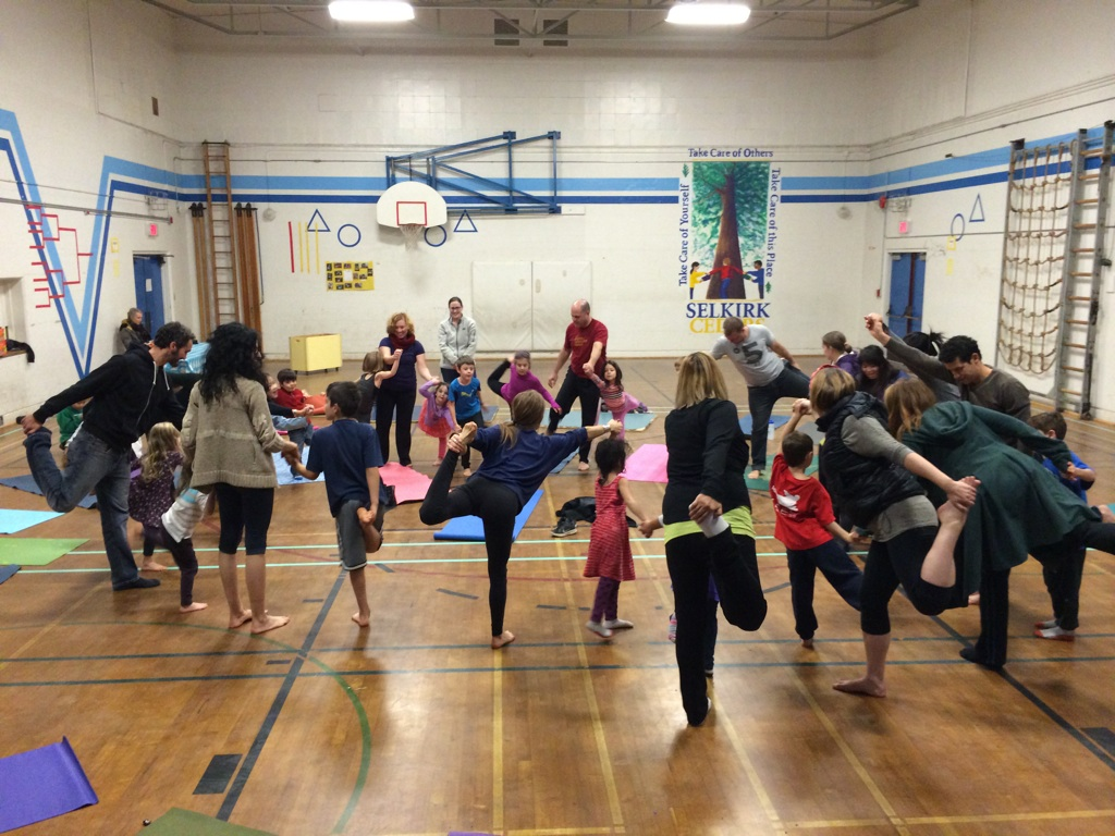 Yoga at Selkirk