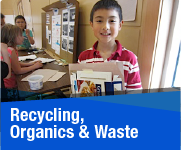 Recycling, Organics and Waste