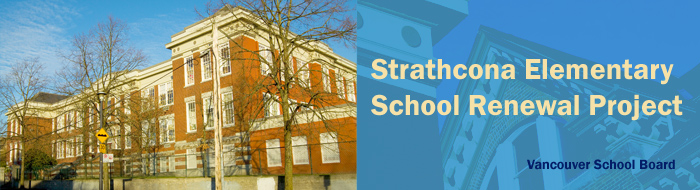 Strathcona School Renewal