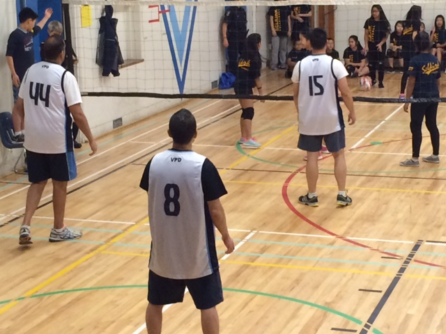 vpd volleyball at selkirk