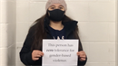 picture title VIDEO: Eric Hamber students raise awareness about the International Day for the Elimination of Violence Against Women