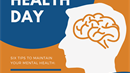 picture title Today is World Mental Health Day, a day to raise awareness about mental health issues and an opportunity to openly discuss the matter.